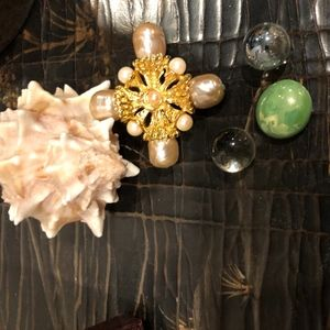 St John Jewelry - Vintage St John Brooch